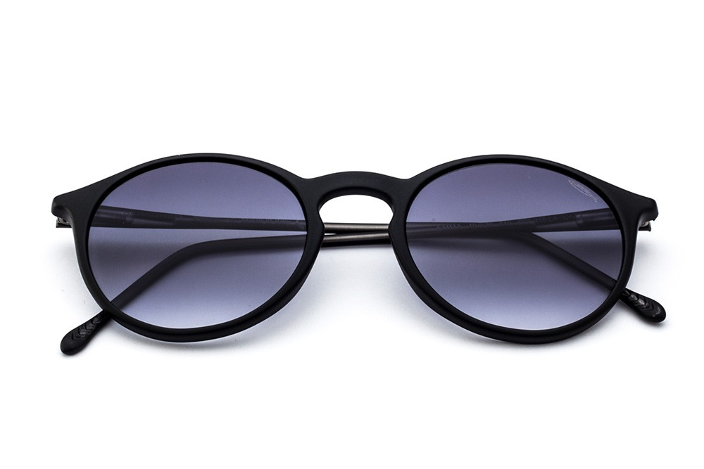 Black - Grey Shaded Lens