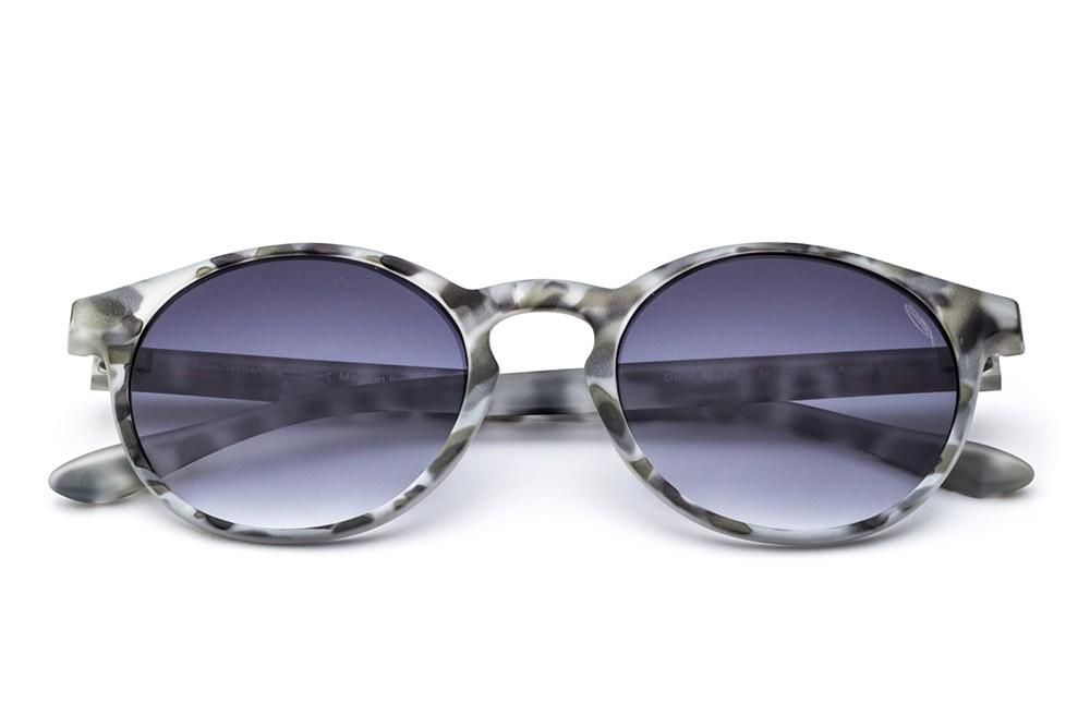 Grey Tortoise Shell - Grey Shaded Lens
