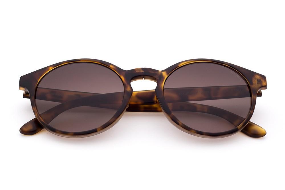 Tortoise Shell - Brown Shaded Lens