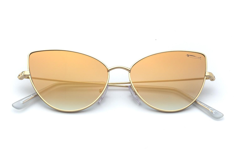 Gold - Golden Flashed Lenses