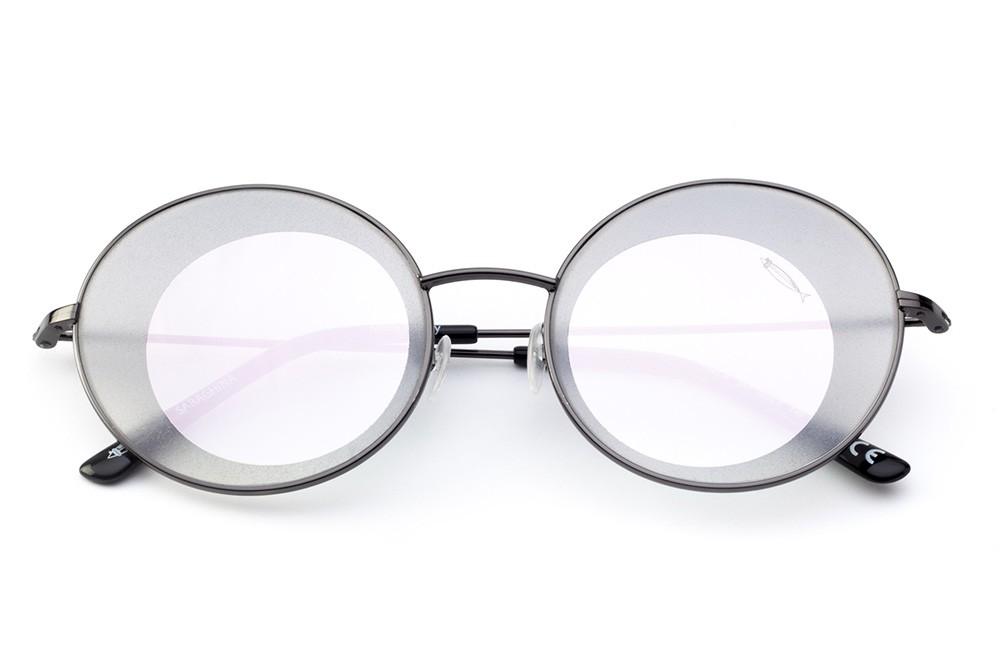 Nero - Lente Specchiata Rosa