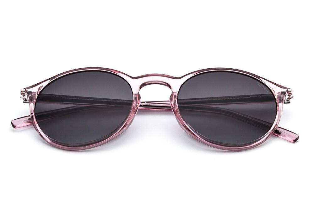 Pink - Grey Lens