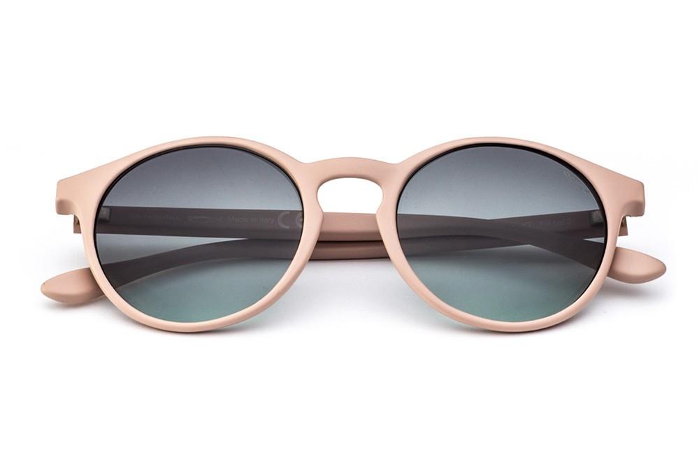 Pink - Green/Grey Shaded Lens