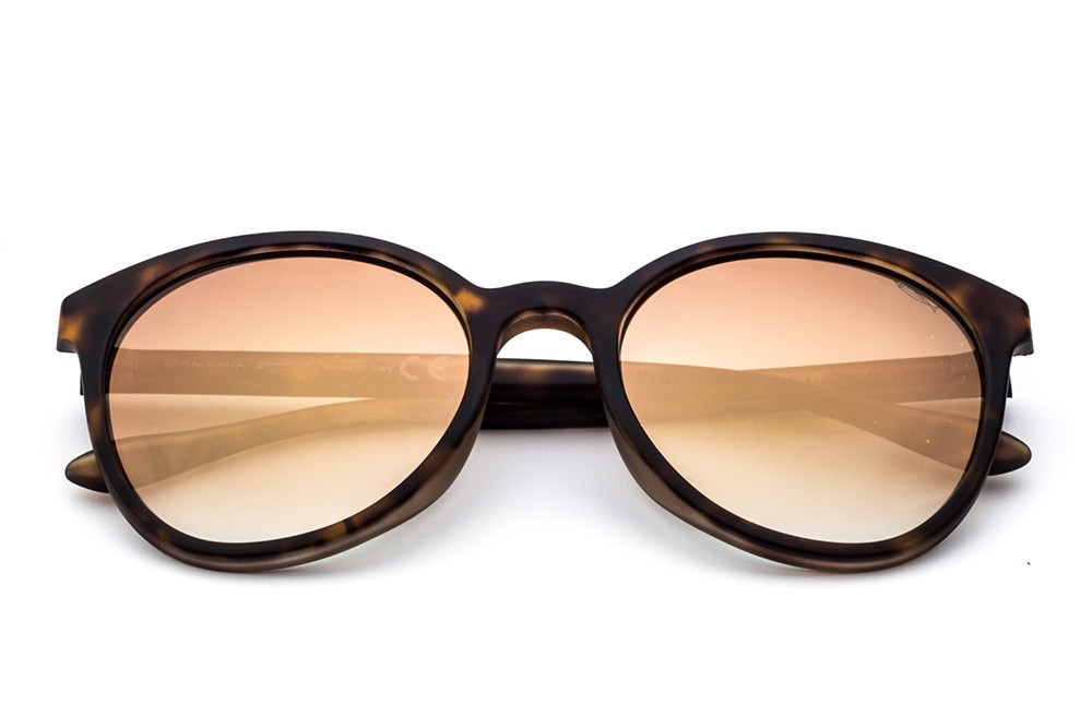 Tortoise Shell - Golden Flashed Lens