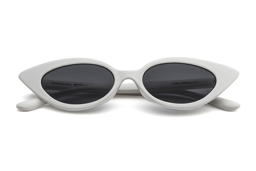 White - Grey Lens