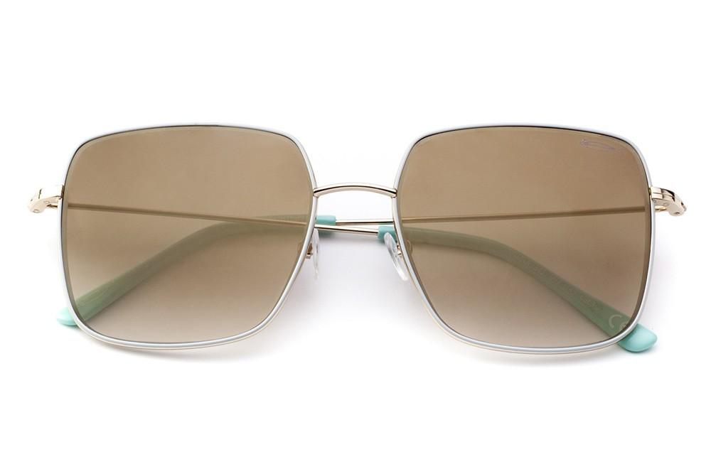 Golden/Ivory - Golden Flashed Lens