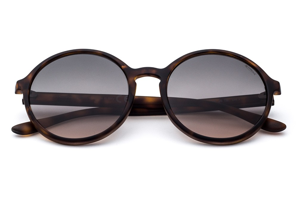 Tortoise Shell - Shaded Grey/Ocher Lens