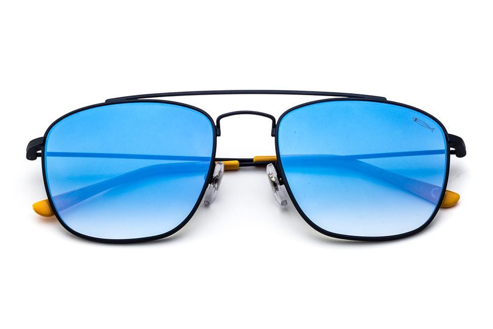 Blue - Flashed Blue Lens