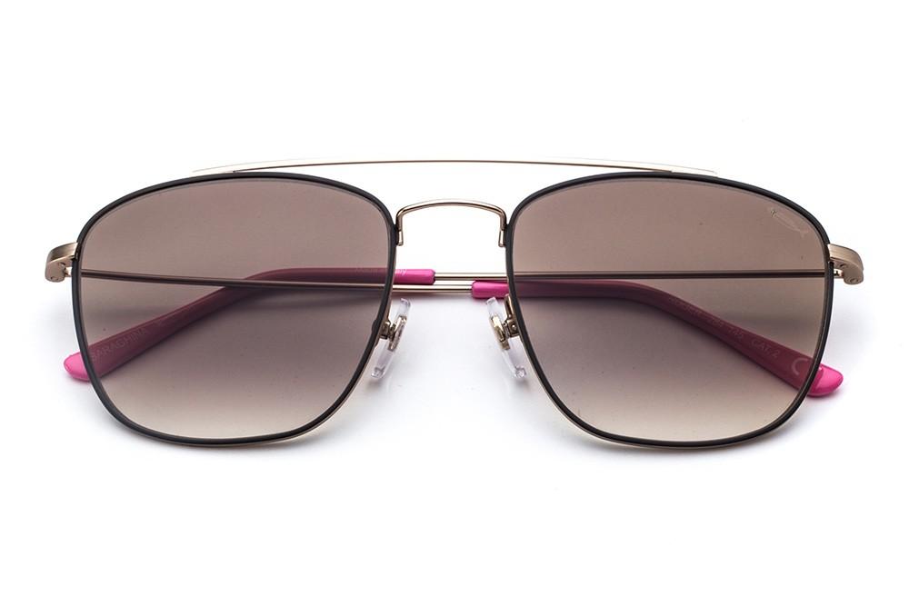 Pink/Brown - Shaded Brown Lens