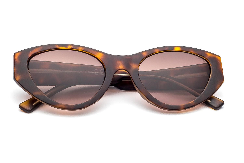 Havana/Coral - Gray Shaded Lenses
