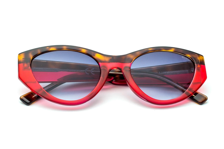 Havana/Ash Gray - Gray Shaded Lenses