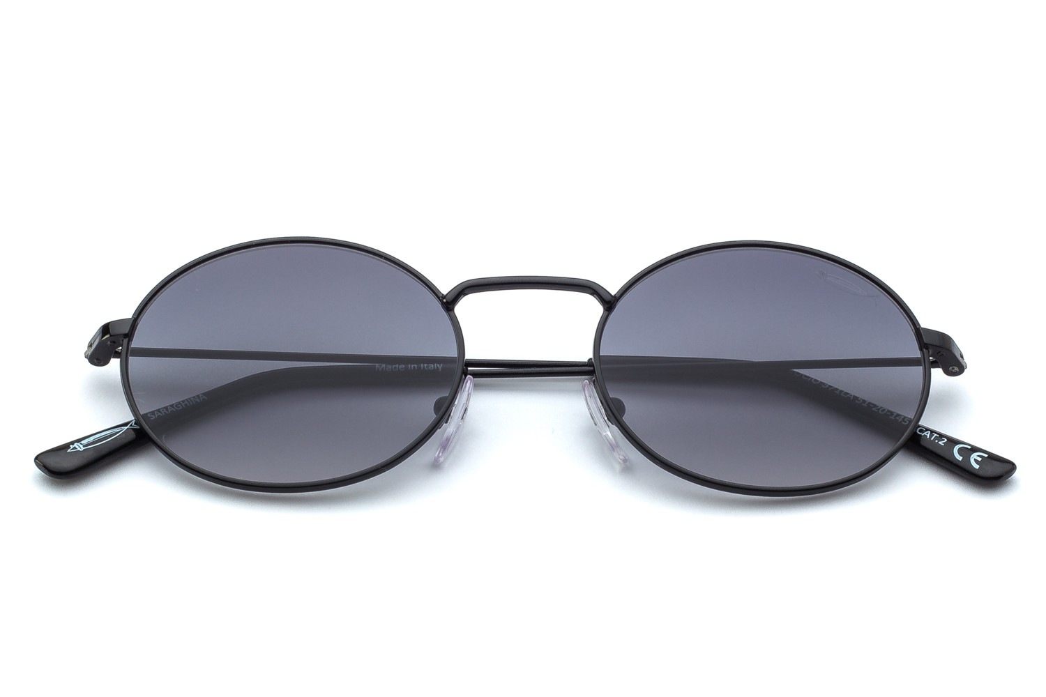 Black - Gray Shaded Lenses