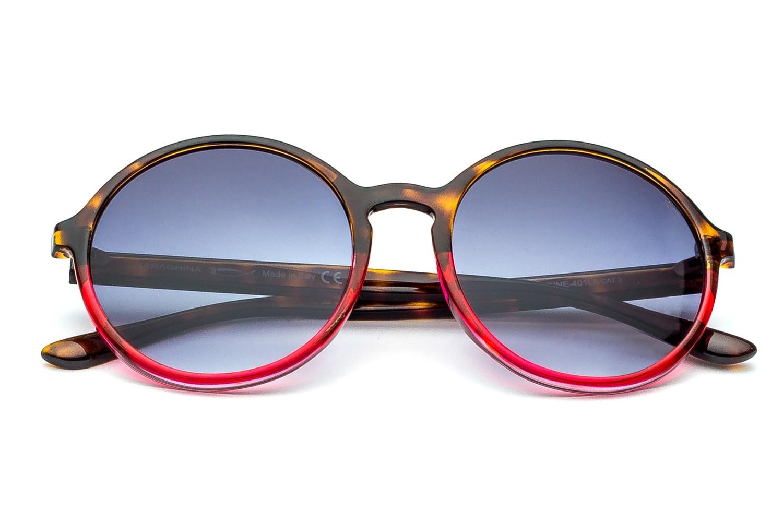 Havana/Red - Gray Shaded Lenses