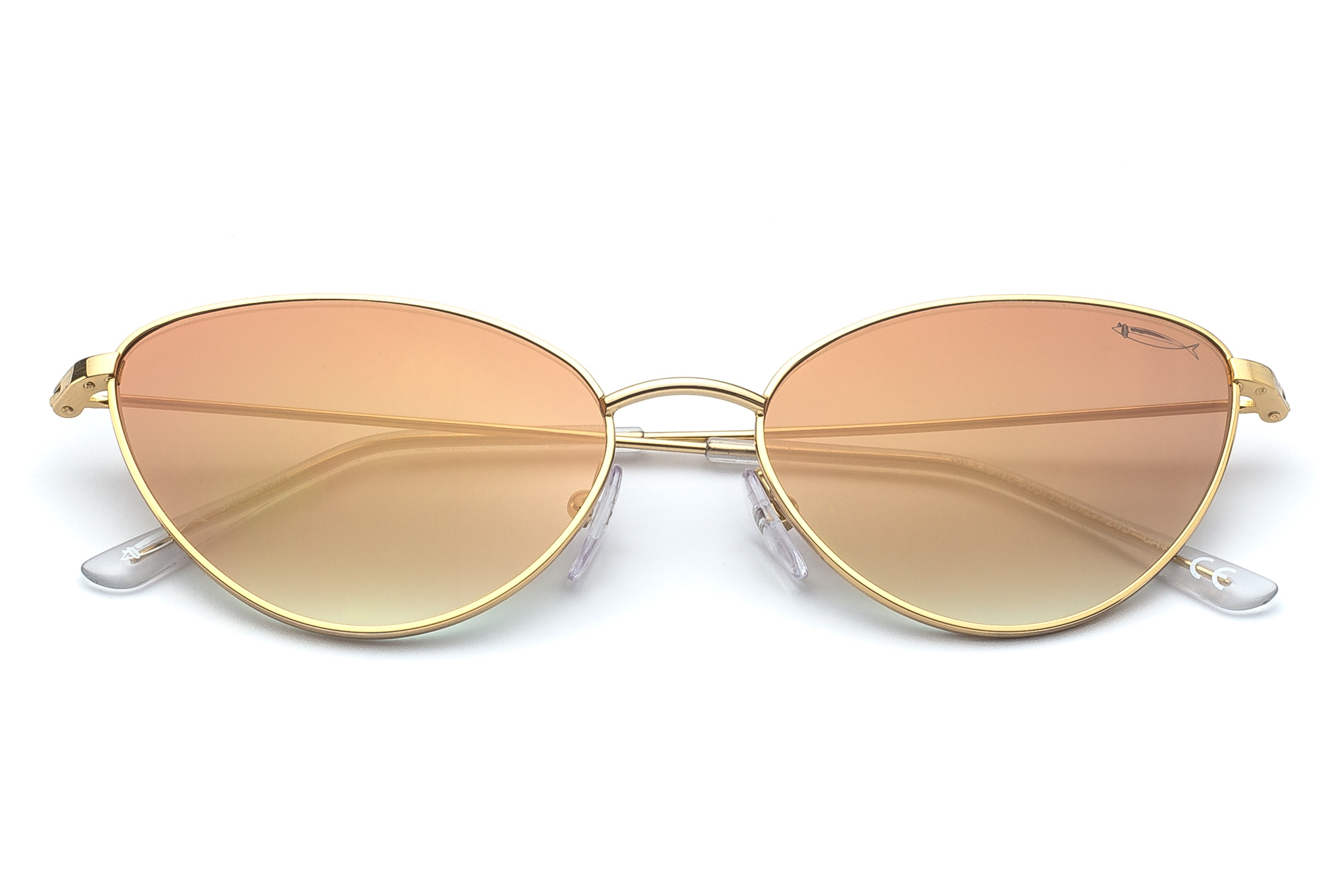 Gold - Golden Flashed Lenses