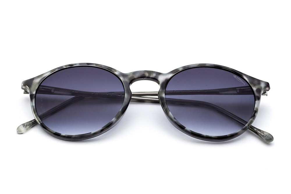 Grey Tortoise-Shell - Shaded Grey Lens