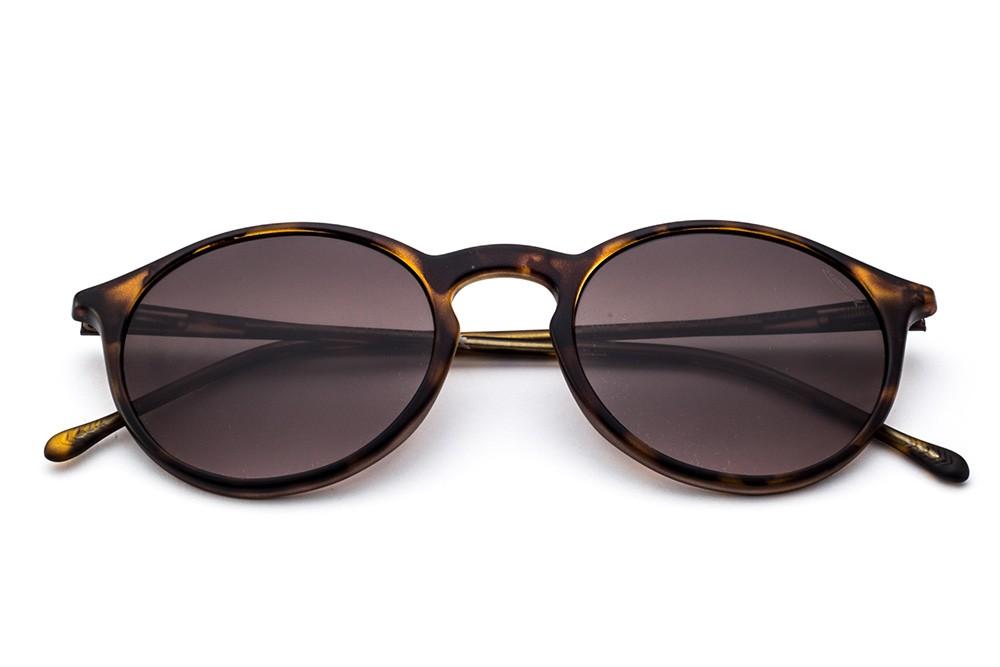 Tortoise-Shell - Brown Shaded Lens