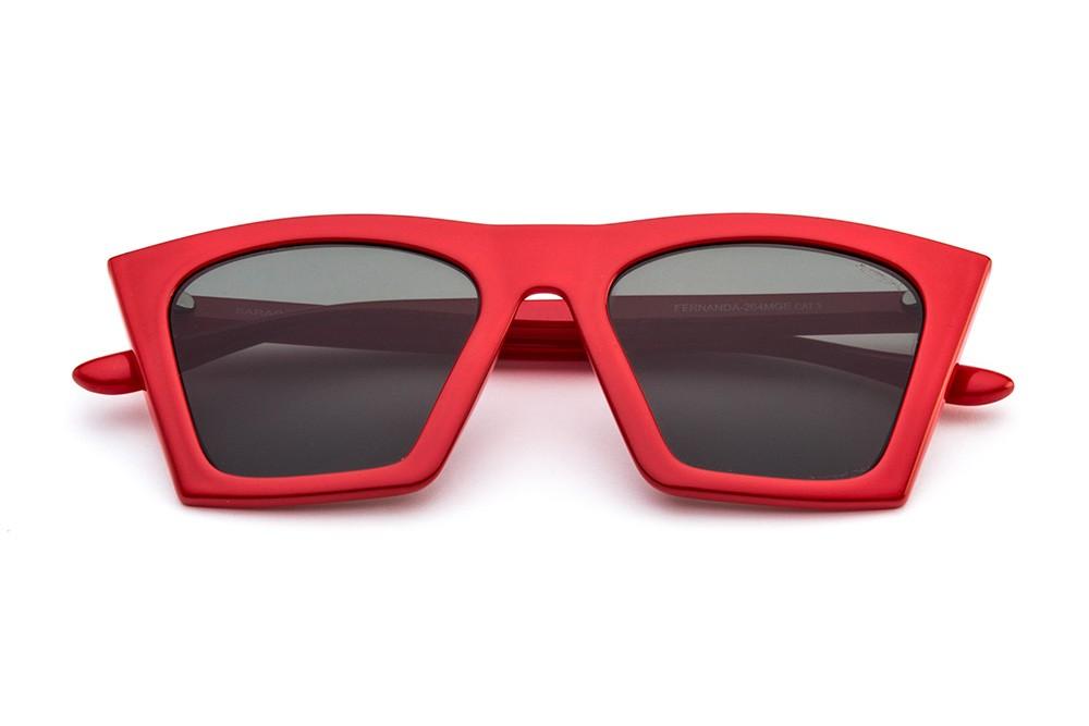 Red - Green Lens
