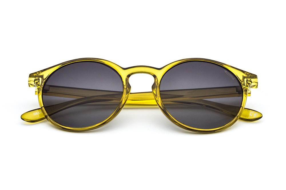 Yellow - Grey Lens