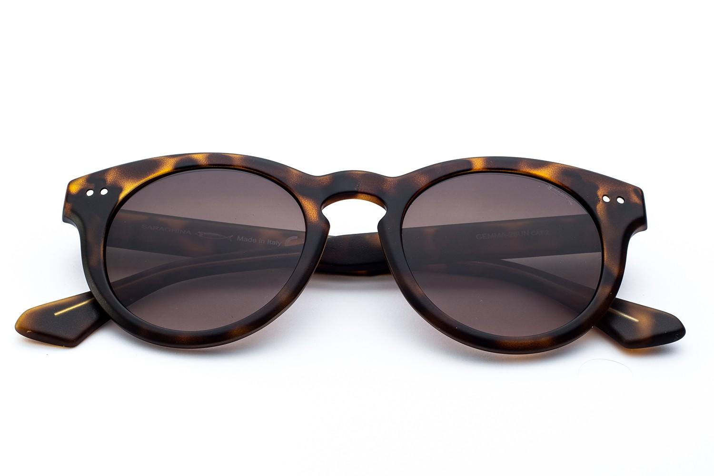 Tortoise Shell - Shaded Brown Lens