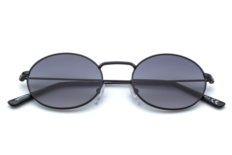 Black - Gray Shaded Lenses