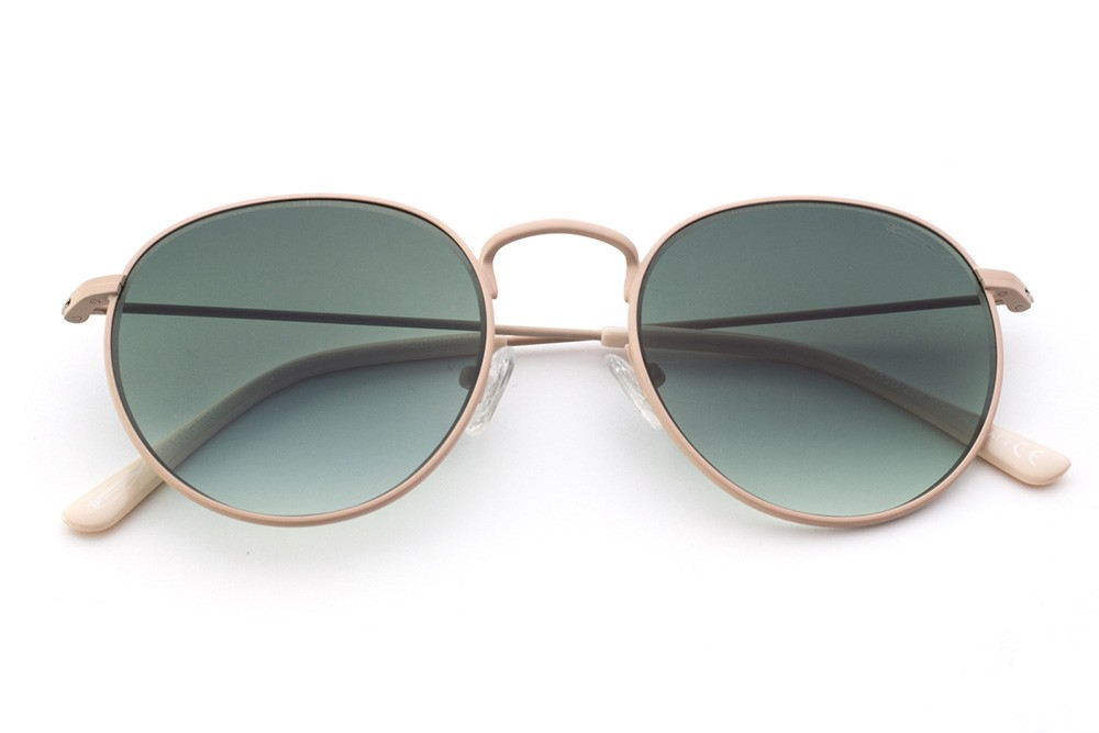 Pink - Shaded Green Lens